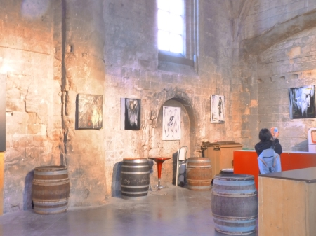 exposition les andalouses arles