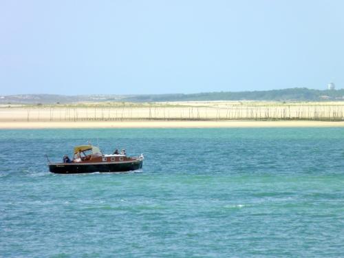 Dune du pyla bateau
