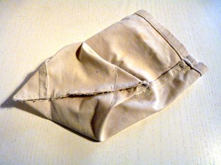 diy-pochette en jean