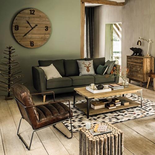 inspiration bois vintage maison du monde